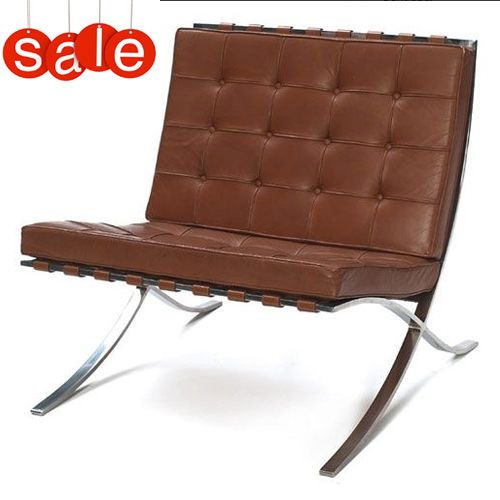 Barcelona chair outlet design mies van der rohe for Sofas barcelona outlet