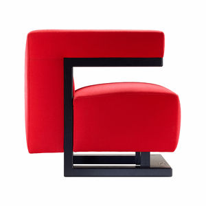 f51 armchair design walter gropius tecta. Black Bedroom Furniture Sets. Home Design Ideas