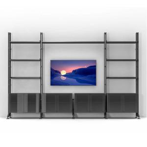 835 Infinito Wall Bookcase - design Franco Albini - Cassina